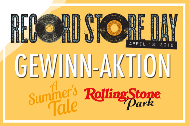 Gewinn-Aktion: Golden Tickets für A Summer's Tale & Rolling Stone Park