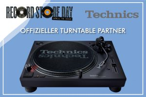 Technics ist offizieller Turntable-Partner des RECORD STORE DAY 2020